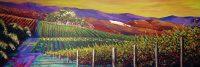Sunrise Over Old Vine Merlot crop